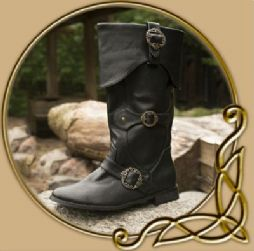 LARP Pirate Boots